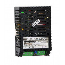 G31-24-12 Shavison SMPS - 12V 2A - 24W DIN Rail Mountable Metal Power Supply