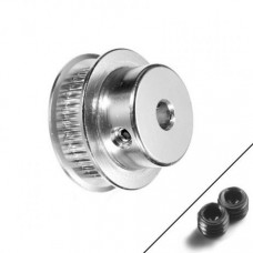 GT2 6mm Belt Width 36 teeth 6.35mm Bore Aluminium Timing Pulley