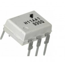 H11AA1 Transistor Output Optocoupler IC DIP-6 Package