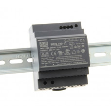 HDR-100-12 Mean well SMPS - 12V 7.1A 85.2W Din Rail Metal Power Supply