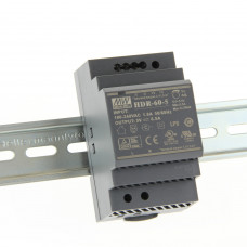 HDR-60-5 Mean well SMPS - 5V 6.5A 32.5W Din Rail Metal Power Supply