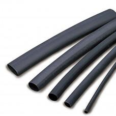 1.5mm Heat Shrink Sleeve Tube - Black - 1 meter