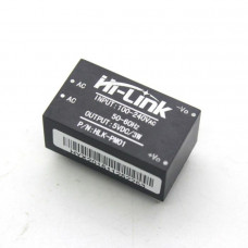 Hi-link HLK-PM01 100-240 VAC to 5 VDC - 3W Power Supply Module