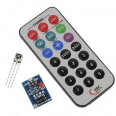HX1838 VS1838 NEC Infrared IR Remote Control Sensor Module For Arduino