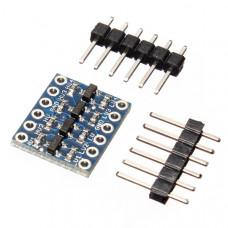 I2C 4 Channel 3.3V to 5V Bi-Directional Logic Level Converter