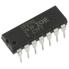 IR2112 High and Low Side Driver IC DIP-14 Package