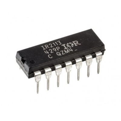 IR2113 High and Low Side Driver IC DIP-14 Package