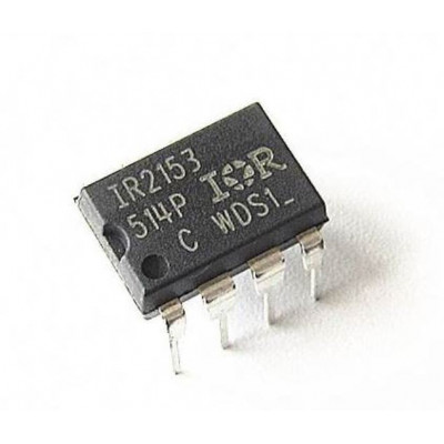 IR2153 Self Oscillating Half Bridge Driver IC DIP-8 Package