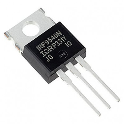 IRF9540N MOSFET - 100V 23A P-Channel Power MOSFET TO-220 Package