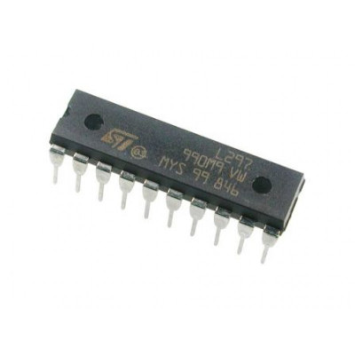 L297 Stepper Motor Controller IC DIP-20 Package