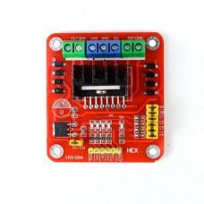L298N Dual H Bridge DC/Stepper Motor Driver Controller Module
