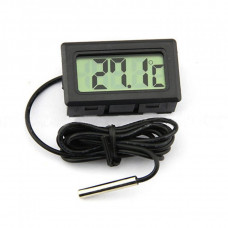 LCD Electronic Fish Tank Water Detector Thermometer