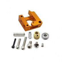 Left Side MK8 extruder Aluminum 3D Printer Block