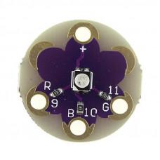 LilyPad Tri-Color LED RGB Module for Arduino
