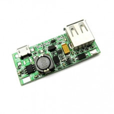 Lithium Battery 3.7 to 5V 1A Mobile Phone charging Module Supports Apple Phone