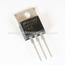 LM1117 3.3V Low Dropout Voltage Regulator IC