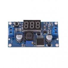 LM2577 3A DC-DC Step UP LED Voltmeter 3-34V to 4-35V Adjustable Boost Converter module