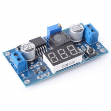 LM2596 DC-DC Buck Converter Step Down Power Supply Module with Digital Voltage Display