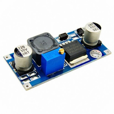 LM2596 DC-DC Buck Converter Adjustable Step Down Power Supply Module