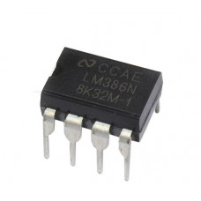 LM386 Low Voltage Audio Power Amplifier IC DIP-8 Package