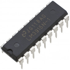 LM3915 LED Dot/Bar Display Driver IC DIP-18 Package