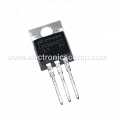 LM3940 IC - 1A - Low Dropout Regulator IC for 5V to 3.3V Conversion