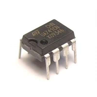 LM741 UA741 General Purpose Op-Amp IC DIP-8 Package
