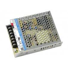 LM75-10D0524-20 Mornsun SMPS - (5V 5A) and (24V 2A) - 73W AC/DC Enclosed Switching Dual Output Power Supply