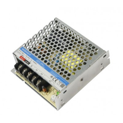 LM75-20B12 Mornsun SMPS - 12V 6A - 72W  AC/DC Enclosed Switching Single Output Power Supply