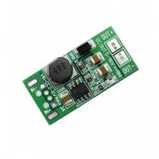 Low Voltage High Power Step-Up Regulator Module 8W 5V-12V USB Bonding Pad to DC Version
