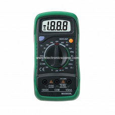 Mastech MAS830L Digital Multimeter - Original