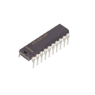 MAX186 Low Power 8-Channel Serial 12-Bit ADC Maxim DIP-20 Package
