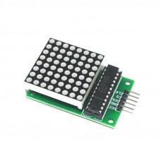 MAX7219 8x8 LED Dot Matrix Display Module