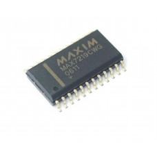 MAX7219 IC - (SMD Package) - 8-Digit LED Display Driver IC