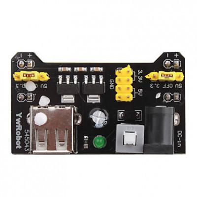 MB102 Breadboard Power Supply Module 3.3V/5V