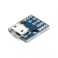 MCU-Micro USB Breadboard 5V Power Supply Module
