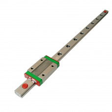 MGN7H Linear Guide Rail - 0.5M with Sliding block