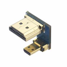 Micro HDMI Male to HDMI Male Adapter