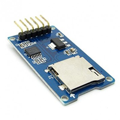 Micro SD Card Module - Breakout Board