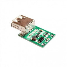 Mini DC-DC Boost Converter 0.9V-5V to 5V 600MA USB Output charger Step-Up Power Module
