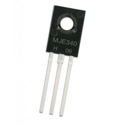 MJE340 NPN Bipolar Power Transistor 300V 500mA TO-126 Package