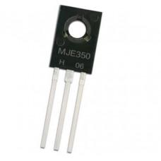 MJE350 PNP Bipolar Power Transistor 300V 500mA TO-126 Package