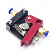 3D Printer Extruder Part and Fan