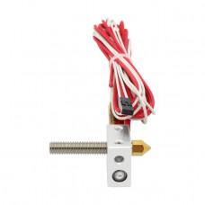 MK8 Extruder Kit For Makerbot Prusa i3 3D Printer 1.75/0.4mm Printhead