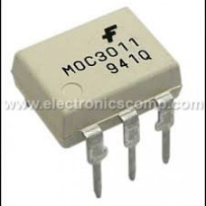 MOC3011 IC - Random Phase OptoIsolator IC