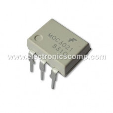 MOC3021 IC - Optocoupler Traic Driver IC