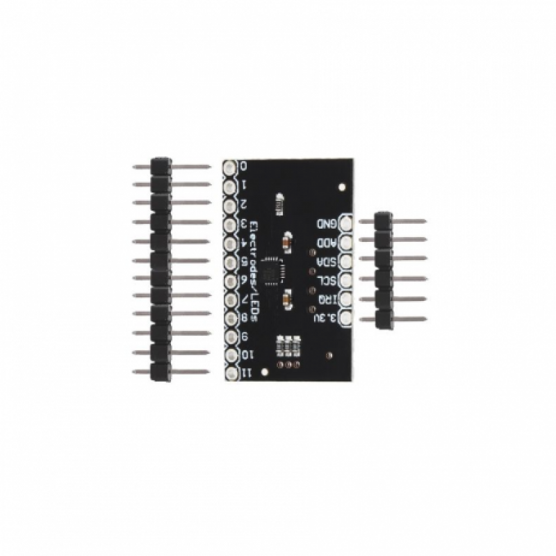 MPR121 breakout V12 capacitive touch sensor controller module I2C keyboardFTP1