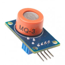 MQ3 Alcohol Gas Sensor Module
