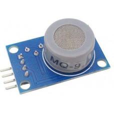 MQ9 Carbon Monoxide, Methane and LPG Gas Sensor Module