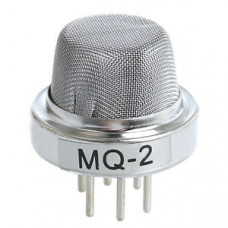 MQ2 Flammable Gas and Smoke Sensor